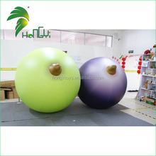 2015 new design customized inflatable green olive