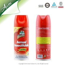 2015 New 400ml Aerosol Mosquito Killer Spray