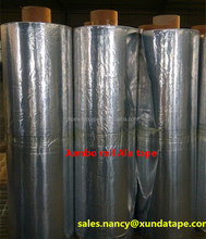 High tack aluminum bitumen tape for waterproofing for pipeline