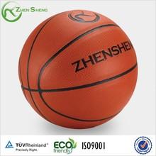 Zhensheng reliable sports ball manufactor sell basketball