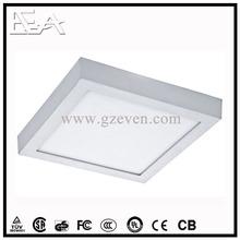 Modern led 600x600 pendant light ceiling panel light for office building