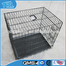 Household Foldable Metal Dog Cage