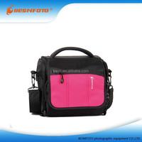 Medium Waterproof nylon fashion bag for mirrorless camera dslr shoulder bag