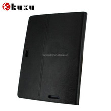 Unique design leather case,Flip book pattern pu leather case for Asus Transformer book T300 Chi