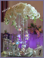 New crystal wedding decoration