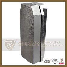 Good quality diamond fickert abrasive polishing blocks for sale