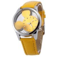 W-2154 quartz funny intimes watch