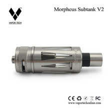 Authetic Sense Morpheus !!! New Sub Ohm Tank Morpheus tank with 0.1 to 1.0 ohm coils fit for High Wattage BOX Mod