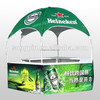 Food & Beverage promotion dome mall booth kiosks for sale
