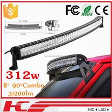 Automobile Best Sale 312w Led Light Bar