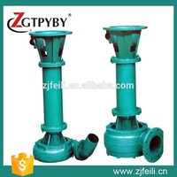 New Products vertical small double-suction slurry pump