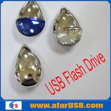 jewelry diamond USB Flash Drive 2GB 4GB 8GB 16GB 32GB 64GB
