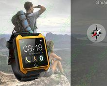Smart Watch flip top bubble watch