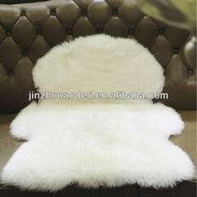 2015 popular australian long wool sheepskin rug