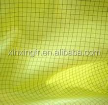 xinxingfr flame retardant 100% cotton anti-static canvas fabric for protective garment