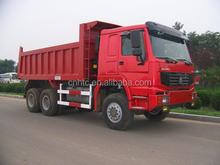 CNHTC SINOTRUK HOWO 6x6 DUMP TRUCK USED TRUCK FOR UAE ZZ3257N3857C1/T2WA