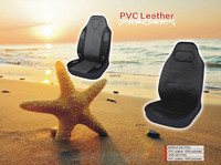 for cool summer Leather front 2 piecess Car Seat Cover