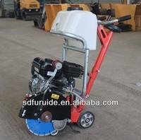 portable petrol engine concrete floor saw,road cutting machine