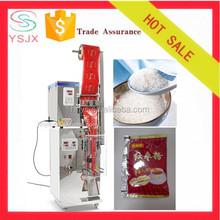 three side sealing automatic tea bag package machine