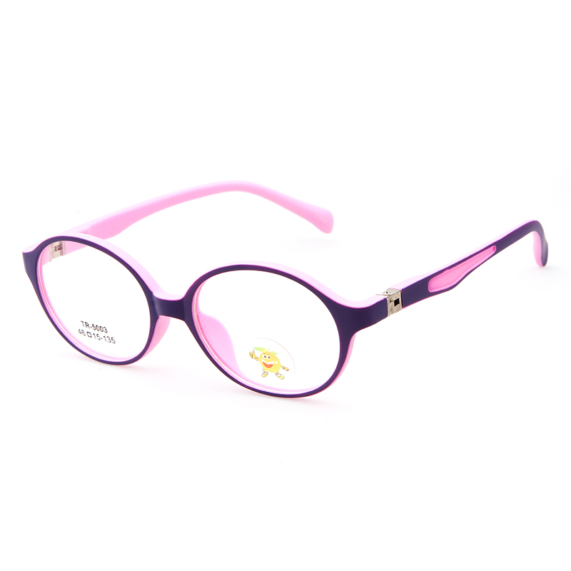 2015 new fashion baby eyeglasses frame tr90 with lens