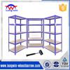 Warehousing goods storage shelving and racking system