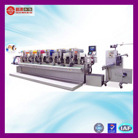 CH-300 eight color web sheet label rubber roller printing machine