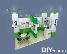 Custom Eye-catching & Flexible Modular Portable Trade show Display