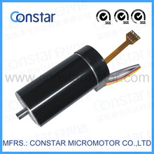 29mm 24V high speed magnetic dc mini high power bldc motor