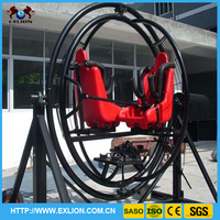 Hot sale amusement rides equipment, used amusement rides, swing amusement rides electric gyroscope for sale