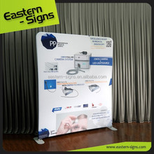 Tension fabric fashion show backdrops for sale