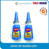 20g Industry High Strength Colorless Transparent Acrylate Adhesive Korean loctit 401 Glue Super Rhinestone Glue