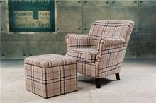 Quality-Assured Professional Made Stone Color Fabric Sofa