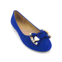 good looking multicolor drill women flat most durable sliop-on casual dress pumps women shoes