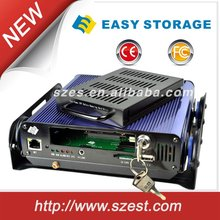 4CH Car Black Box for Truck and Bus Security Systems (3G + Wifi+ 2.5 Sata Hard Disk + GPS/ GLONASS + G-Sensor)