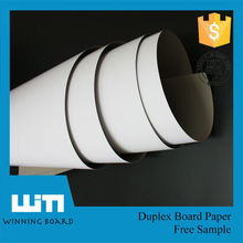 singled side coated white top kraft liner