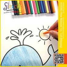 Cute and interesting bendable pencil set diy painting by numbers