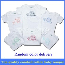 bear rompers baby clothes, snow white baby garment, new born baby clothes