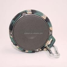 Bicycle sport outdoor bluetooth speaker, high IPX7 waterproof bluetooth speaker