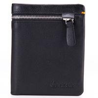 2015 fashion credit card zipper wallet coin case round zipper wallet