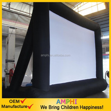 2015 best quality inflatable tv screen for outdoor events
