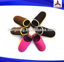 desporto meias 3mm zíper neoprene de mergulho de mergulho botas de mergulho e pesca de água desporto botas sapatos e meias