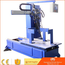CNC System Stainless Steel Sink Cold Welding Grinding Machine With 4 Axis, Stainless Steel Tank Grinding Machine