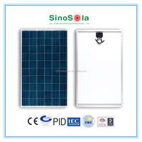 250W Solar PV Module,TUV/IEC/CE/CEC Certificates,Mono/Poly selectable