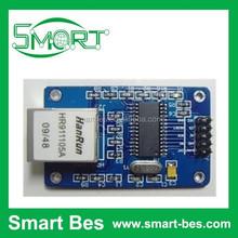 Smart bes Wide version ENC28J60 module SPI interface / Ethernet /Network module /51/AVR/ARM/PIC generation