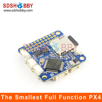 SDSHOBBY MINIPX4 Beta Version the smallest Full Function PX4 (Ports: GPS / Telemetry / CAN / IIC / Power Module)