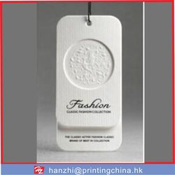 Professional Newest Arrival Cheap Germany Hand Tag Printing