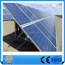 Solar Panels Ground Mounting Structure
