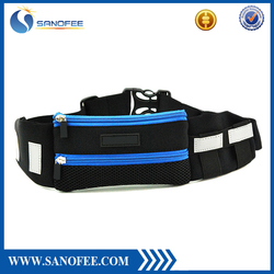 Hot sale adjusted running belt with water bottle holder