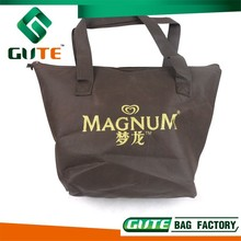 2015 Hot sale Factory price recyclable non woven bag Reusable non woven bag custom shopping bag with logo printed