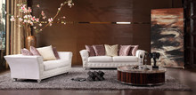 2015 ikea white furniture living room sofa HD 246 with buttons in foshan from MAKA